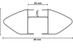 Profilo Barra Airflow