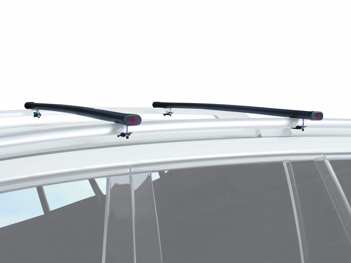 Barre Portatutto Suzuki Ignis dal 2000 /> 2008 /> Con Rails Alti Open Basic G3